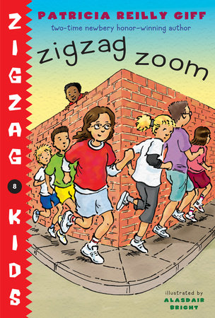 Zigzag Zoom by