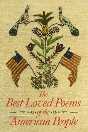 Best Loved Poems of American People by Hazel Felleman