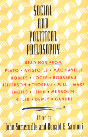 Social and Political Philosophy by