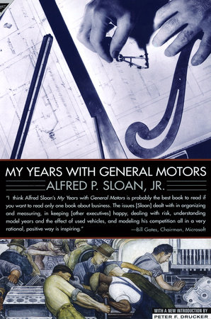 My Years with General Motors by