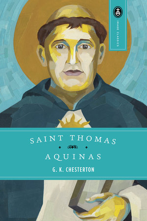 Saint Thomas Aquinas by