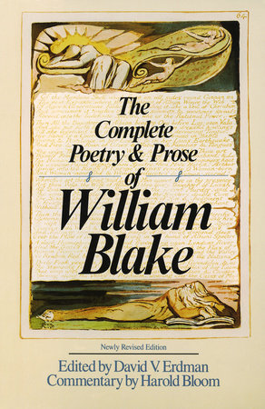 The Complete Poetry & Prose of William Blake by