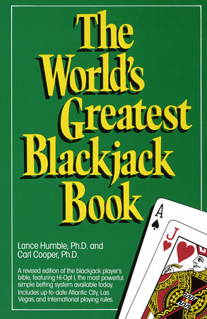 The World Greatest Blackjack Book by