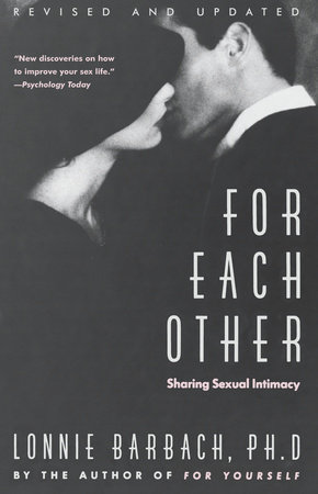 For Each Other by Lonnie Garfield Barbach