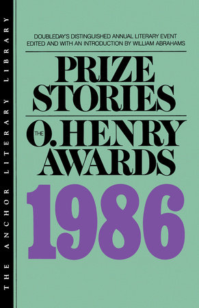 Prize Stories 1986 by