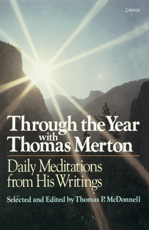 Through the Year With Thomas Merton by