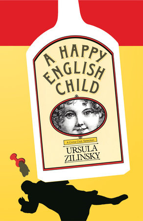 Happy English Child by