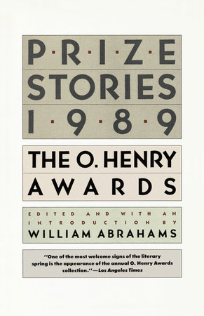 Prize Stories 1989 by William Abrahams
