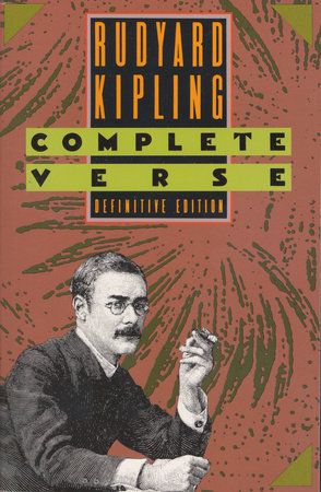 Rudyard Kipling by