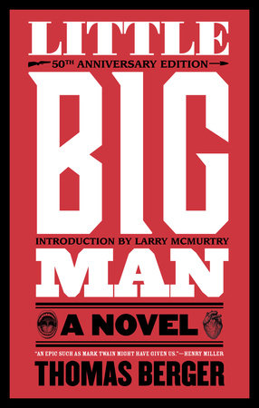 Cover art for Little Big Man