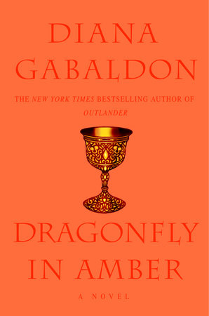 Dragonfly in Amber by