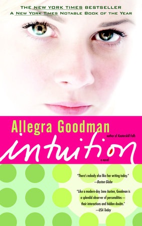 Intuition book cover