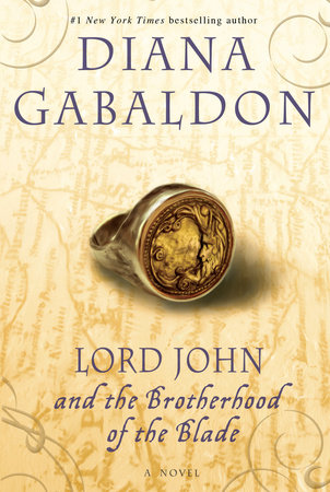 Lord John and the Brotherhood of the Blade by