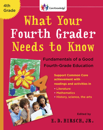 What Your Fourth Grader Needs to Know by
