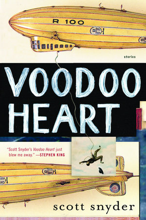 Voodoo Heart by Scott Snyder