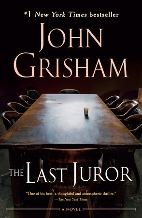 The Last Juror by