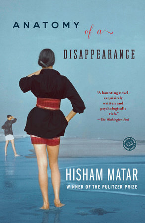Anatomy of a Disappearance by