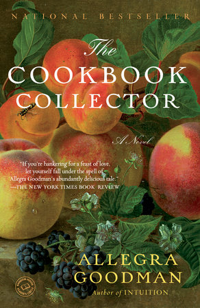The Cookbook Collector by
