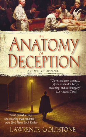 The Anatomy of Deception by Lawrence Goldstone
