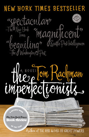 The Imperfectionists by