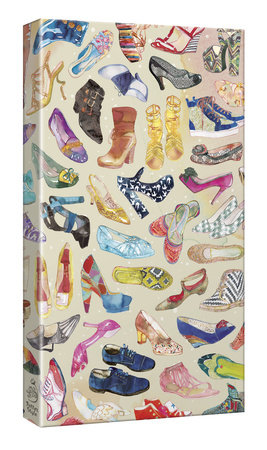 Parade of Shoes Journal (Blank) by
