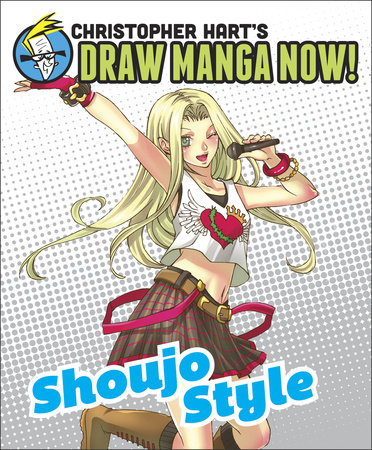 Shoujo Style: Christopher Hart's Draw Manga Now! by