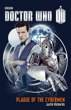 Doctor Who: Plague of the Cybermen book cover