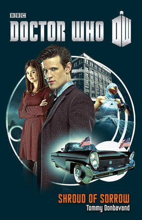 Doctor Who: Shroud of Sorrow book cover