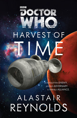 Doctor Who: Harvest of Time book cover