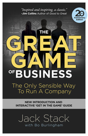 The Great Game of Business, Expanded and Updated by