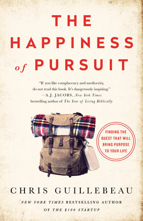 The Happiness of Pursuit by