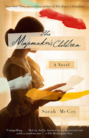 The Mapmaker's Children book cover