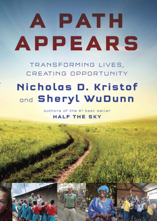 A Path Appears by Sheryl WuDunn and Nicholas Kristof