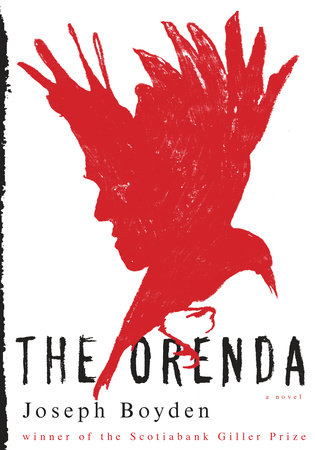 Cover art for The Orenda