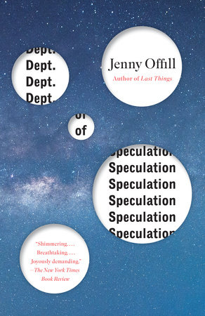 Dept. of Speculation by