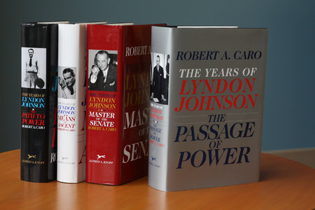 Robert A. Caro's The Years of Lyndon Johnson Set by Robert A. Caro