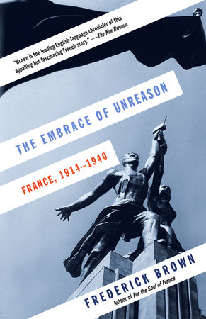 The Embrace of Unreason by Frederick Brown