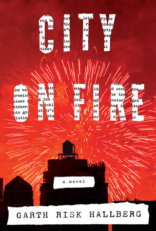 Cover art for City on Fire