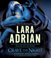 Crave the Night Cover