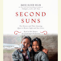 Second Suns Cover