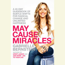 May Cause Miracles Cover