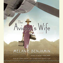 The Aviator's Wife Cover