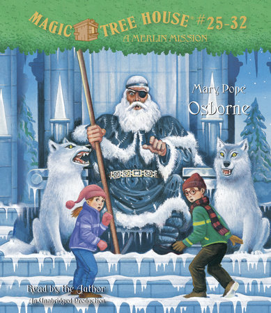 Magic Tree House Collection: Books 25-32 by