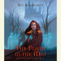 The Flame in the Mist Cover