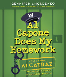 Al Capone Does My Homework Cover