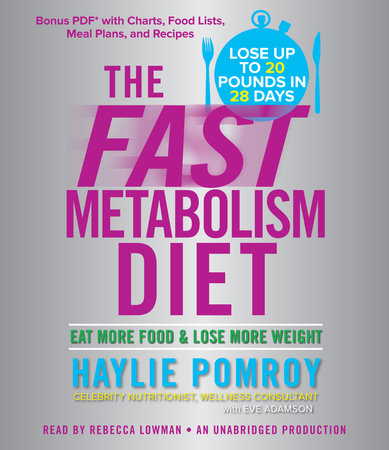 The Fast Metabolism Diet by