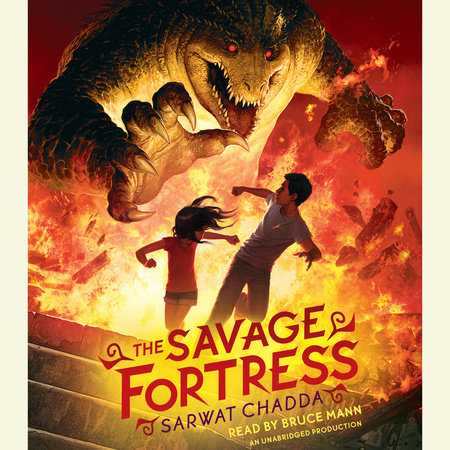 The Savage Fortress by