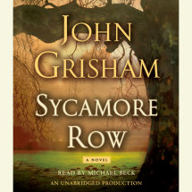 Sycamore Row Cover