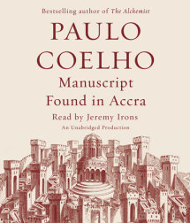 Manuscript Found in Accra Cover