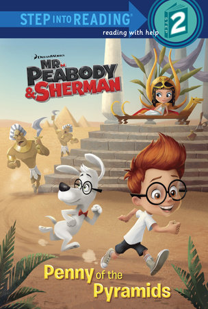 Penny of the Pyramids (Mr. Peabody & Sherman) by Frank Berrios